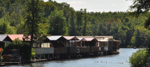Hausboote Müritz, Seenplatte